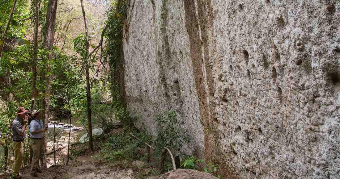 Resultado de imagen para Monumento Nacional el Farallon, guanacaste