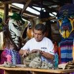 Pata'e Buey, Artisan, Mascarades, Santa Cruz