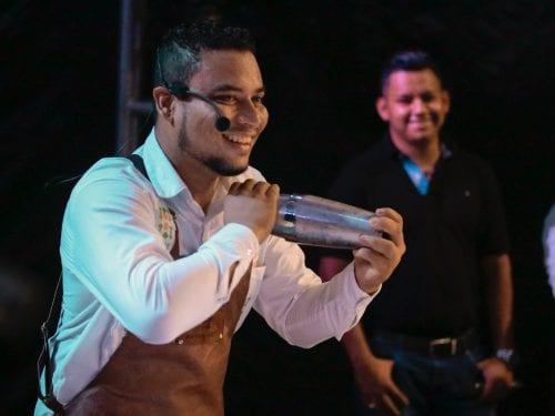 Jorge Medina Piña mixologist