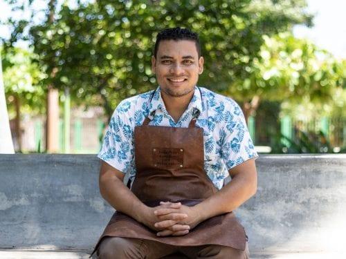 Jorge Medina mixologist