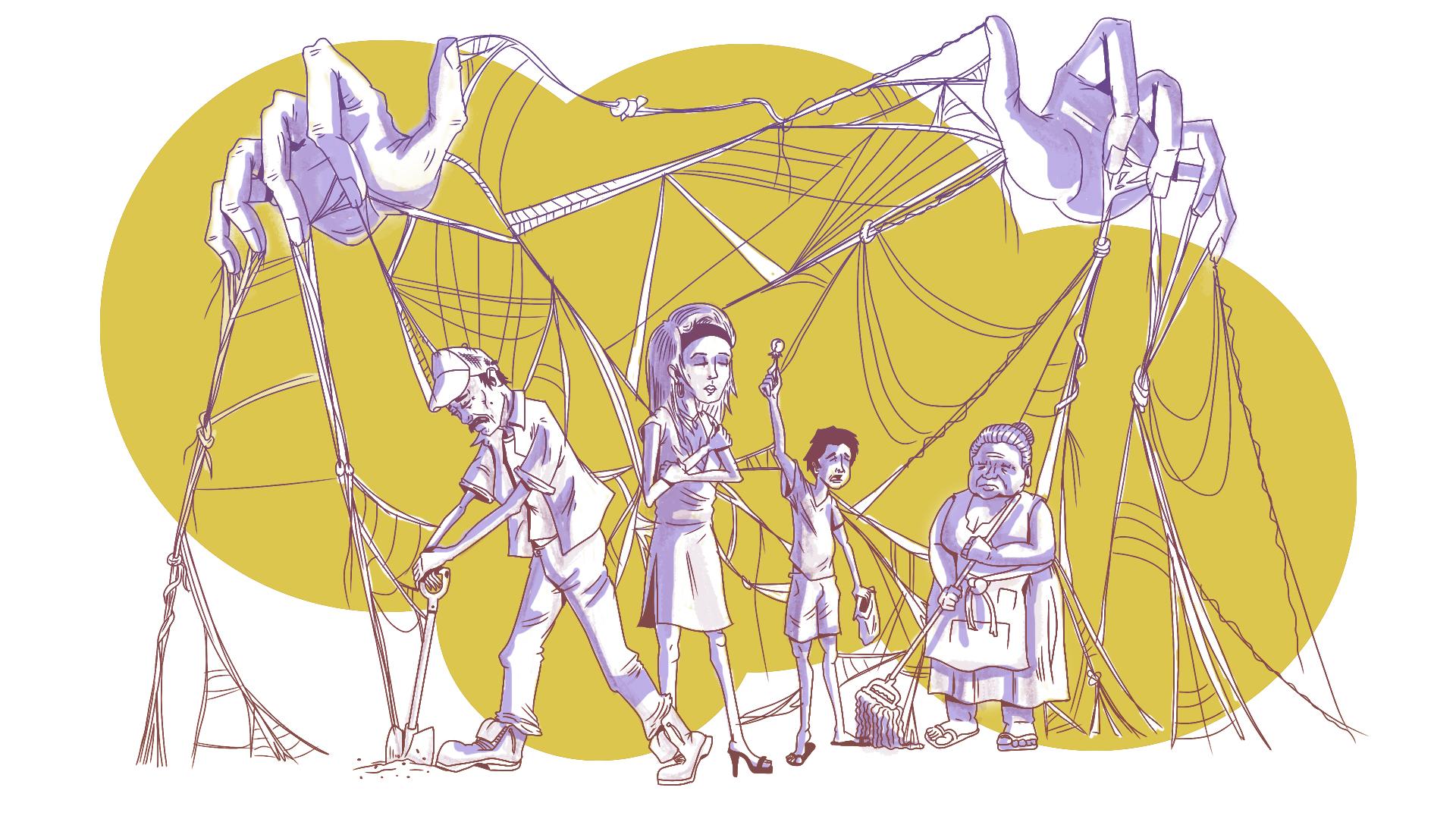 Pandemia en esclavitud: el riesgo en aumento para los nicaragüenses en  Costa Rica