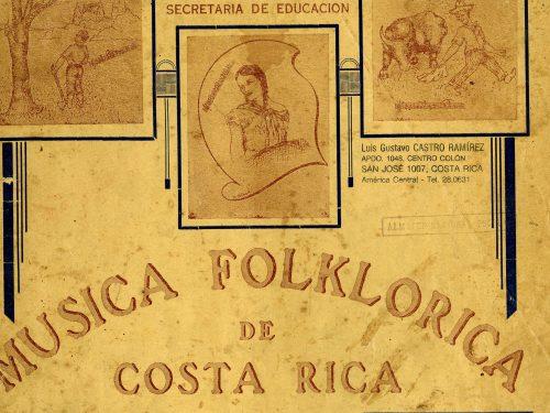 Musica folclórica de Costa Rica
